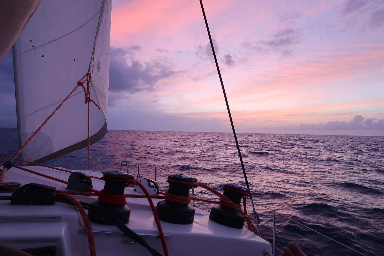 Sicilia in barca